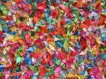 Awesome 1000 Origami Cranes