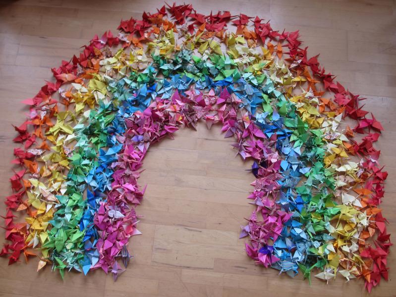 Amazing 1000 Origami Paper