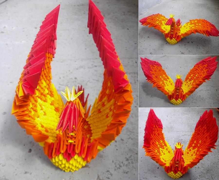 Exquisite 3D Origami