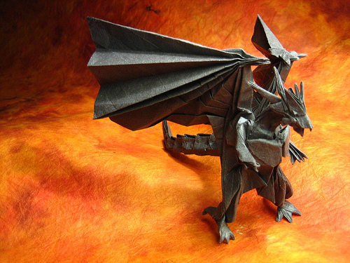 Stunning and Awesome Origami