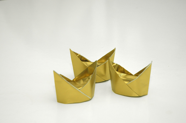 A kind of Chinese Origami