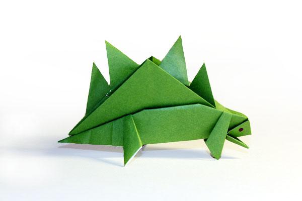 Nice Dinosaur Origami