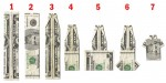 SImple Dollar Origami Instructions