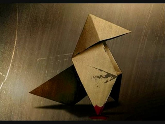 Marvelous Heavy Rain Origami