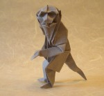 Monkey History Of Origami
