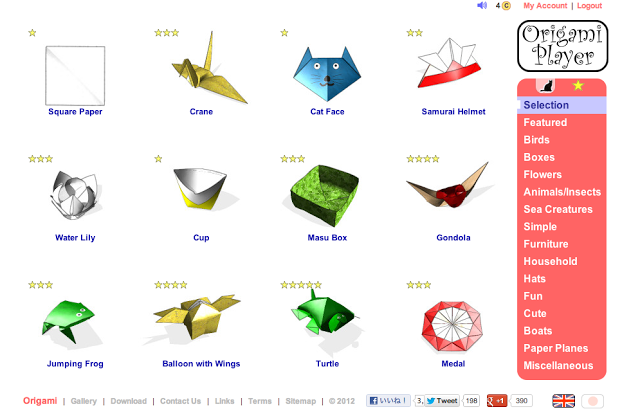 Let's Learn Origami