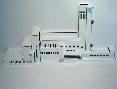 Refined Origami Architecture