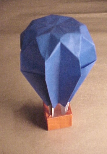 Awesome Origami Balloon