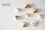 Interesting Origami Calendar