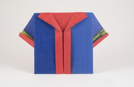 Check out this Origami Clothes