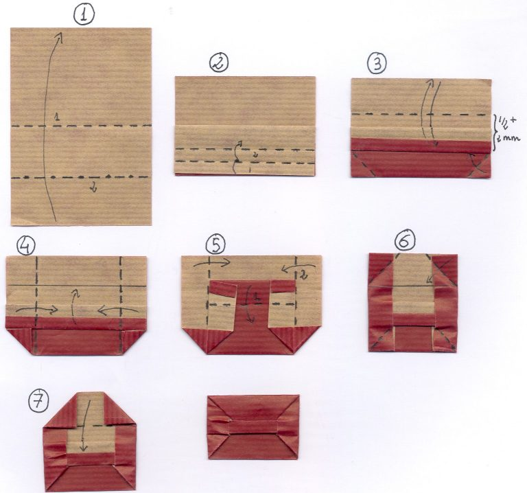 Brilliant Origami Envelope Instructions