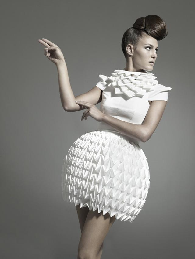 Unique Origami Fashion