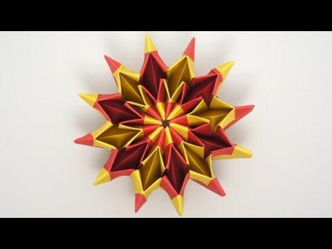 Amazing Origami Fireworks