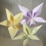 Ideal Origami Flower Lily