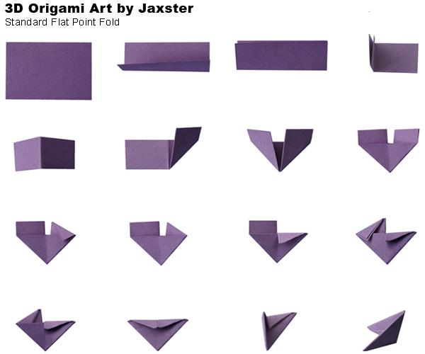 Basic Origami Fold