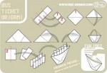 No Sweat Origami Folds