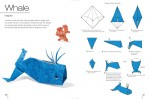 Whale Origami For Beginners