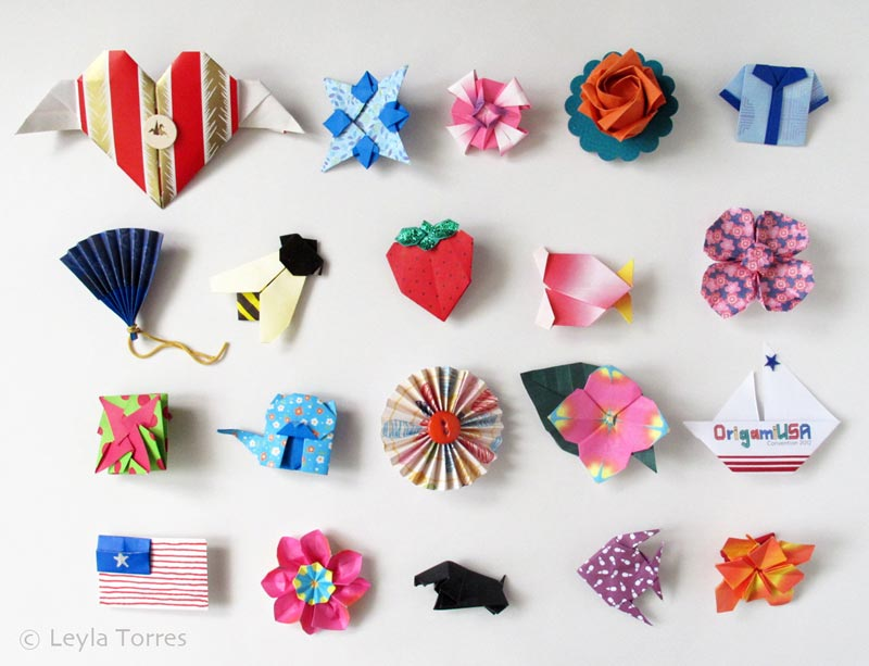 Colorful Origami Fun