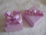 Lovely Origami Gift Boxes
