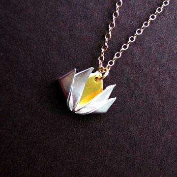 Pretty Origami Jewelry
