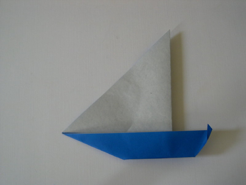 Simple Origami at Origami-Kids.Com