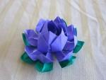 Amazing Origami Lotus