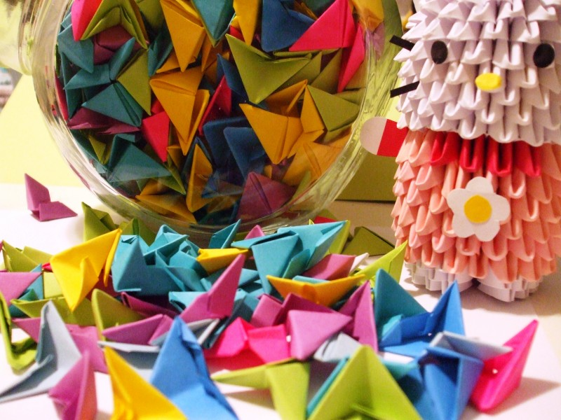 Try to get these Origami Online