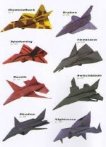 Awesome Origami Paper Planes