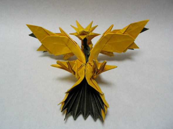 Advance Origami Pokemon
