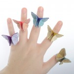 Butterfly Origami Ring