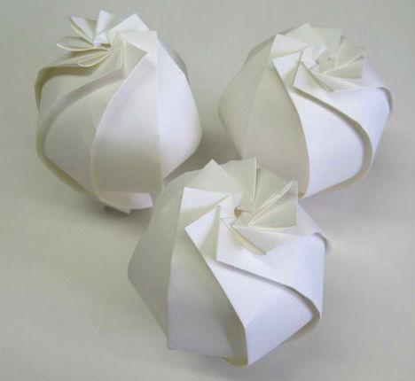 Customized Origami Shapes