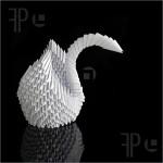 Classy Origami Swans