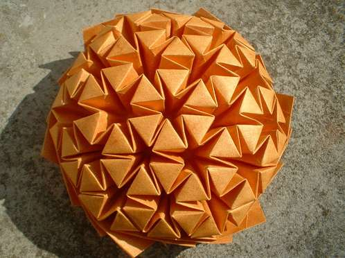 Detailed Origami Tessellations
