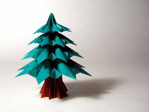 Cute Origami Tree