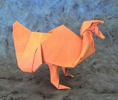 Fat Origami Turkey