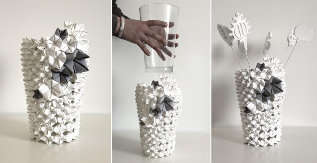 Awesome Origami Vase