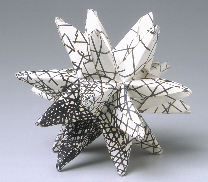 Check out this Origami Wiki