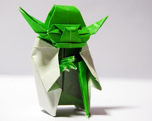 Awesome Origami Yoda