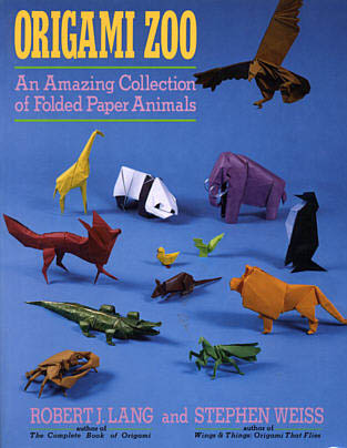 Origami Zoo packed with animals