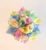Pretty Origamis De Papel