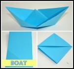 Nice Paper Boat Origami