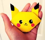 Simple Pikachu Origami