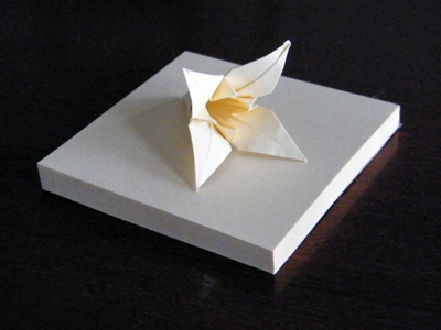 Check out this Post It Origami