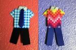 Funky Shirt Origami