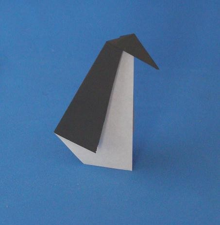 This is a Simple Origami Animals