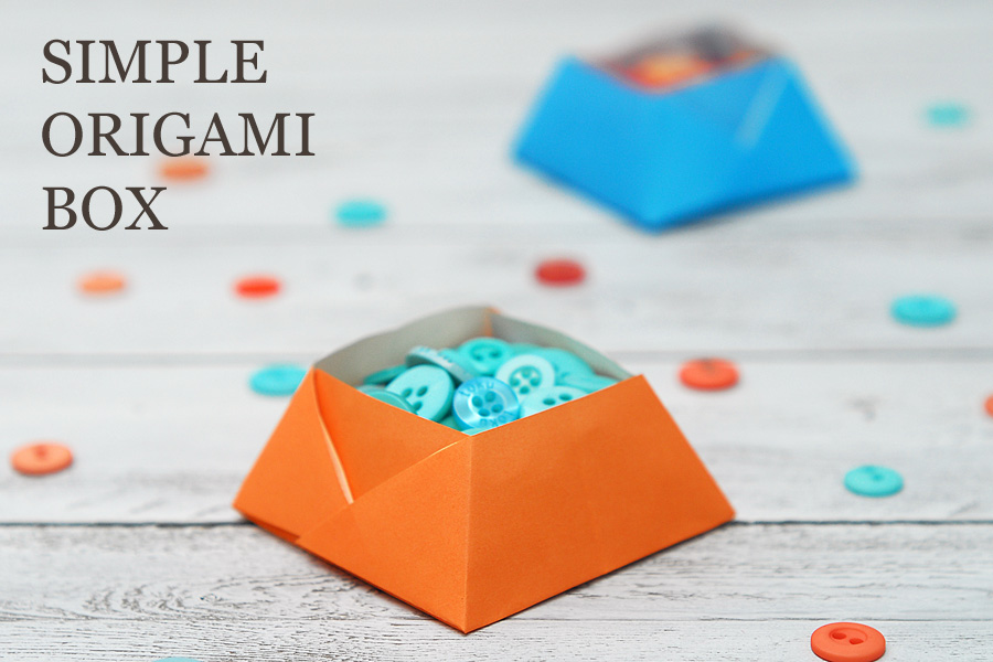 Useful Simple Origami