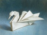 Beautiful Swan Origami