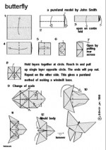 Another Butterfly Origami Instructions