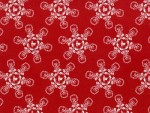 Neat Pattern Christmas Origami Paper