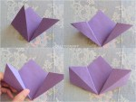 Extremely Easy Flower Origami
